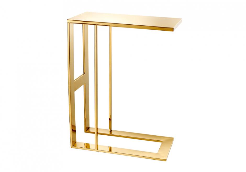 Beistelltisch Eichholtz Pierre Gold