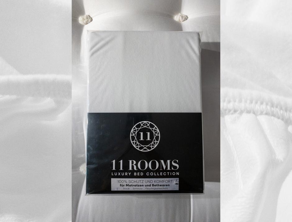 Schutzlaken für Topper und Boxspringbetten