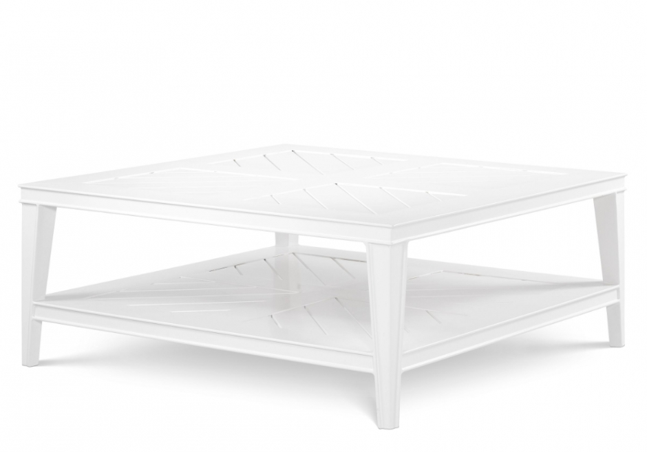 COFFEE TABLE BELL RIVE SQUARE