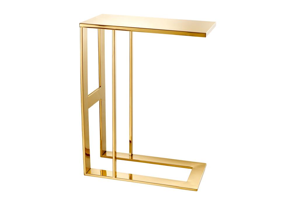Beistelltisch Pierre Gold