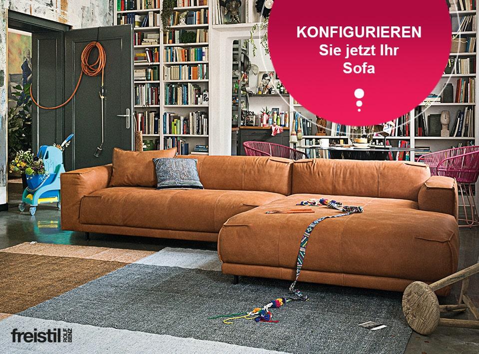 Freistil sofa konfigurieren